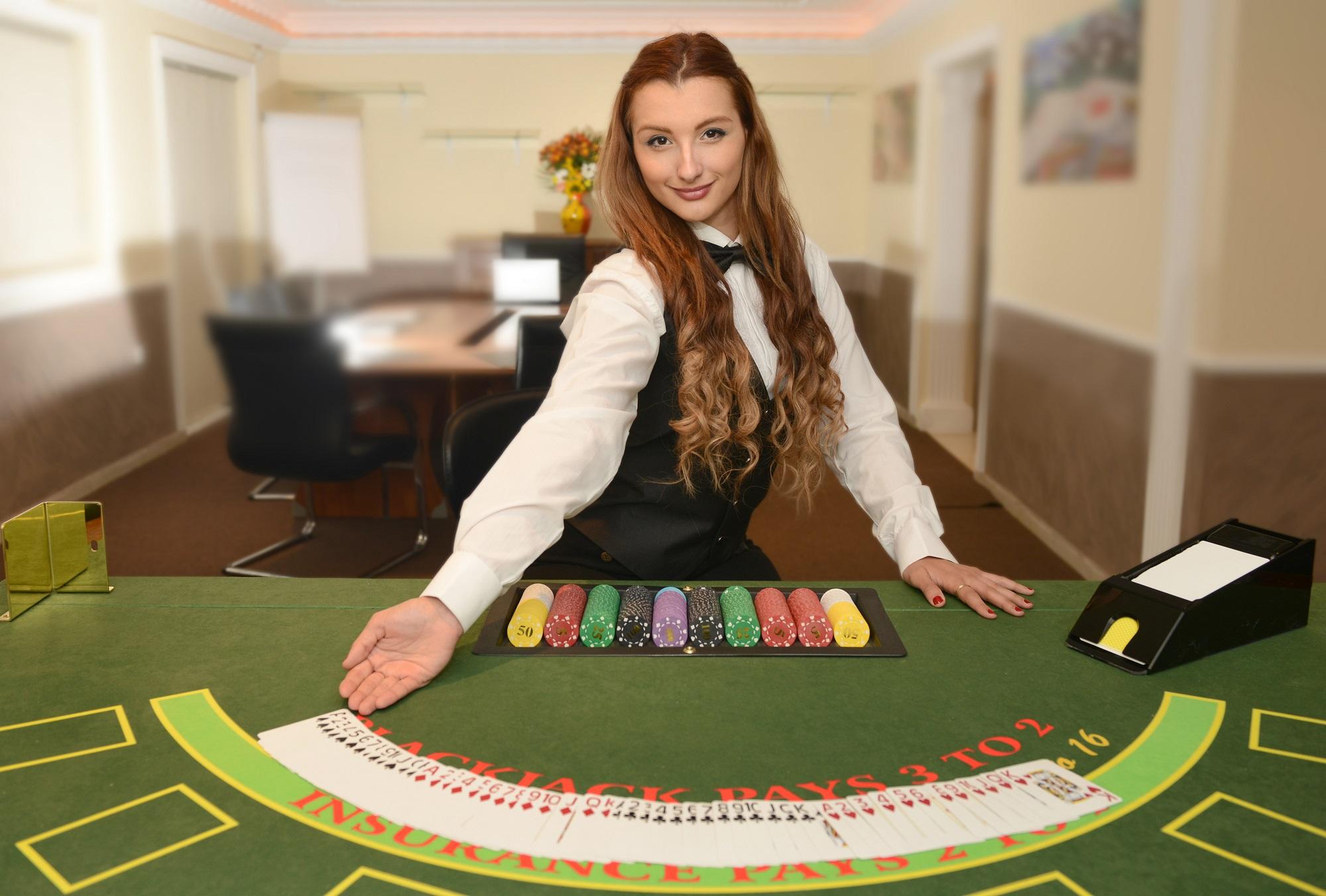 Live Blackjack Casino