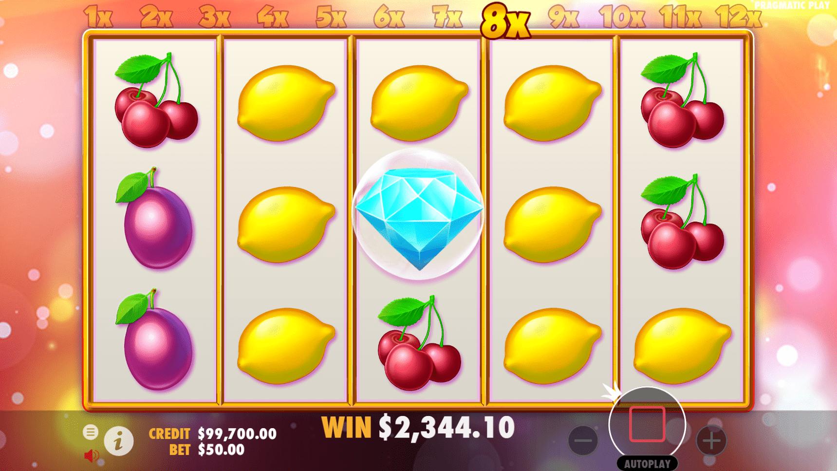 Extra Juicy - Pragmatic Play online slot