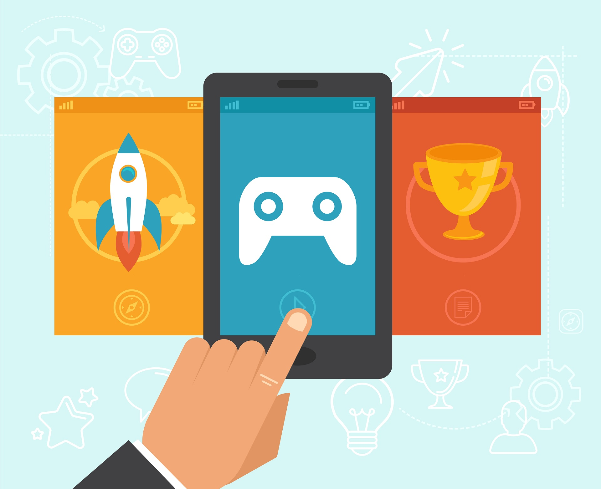 Online Gambling and Gamification